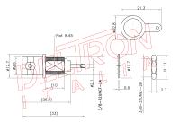 BNC-16-1-TGN - Deltron Italia